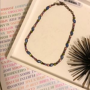 💰 SALE Sorrelli Pastel Multi Line Necklace